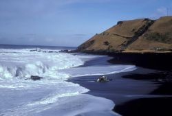 Unimak Island, Cape Sarichef Photo