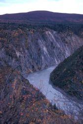 Susitna River Canyon Photo