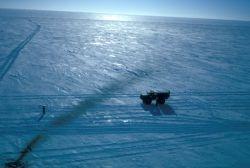 Seismic Operations Cape Espenberg Photo