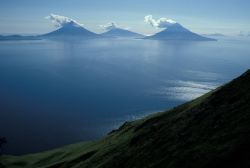 Islands of Four Mountains Photo