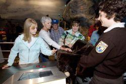 Alaska Islands and ocean Visitor Center Environmental Education Photo