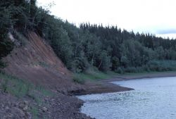Koyukuk River Bluff Photo