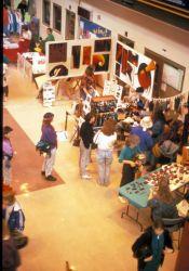 Kachemak Bay Shorebird Festival 1993, Arts and Education Fair Photo