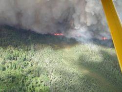 King County Creek Fire 2005 Photo
