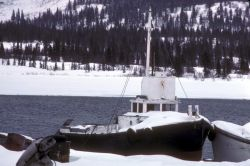 Fishing Boat at Aleknagik Photo