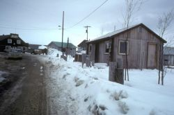 Visitor Center in Dillingham Photo