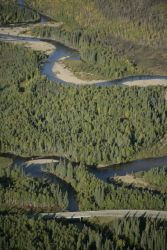 Bonanza Creek and Dalton Highway Photo
