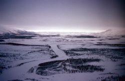 Sheenjek River Valley Photo