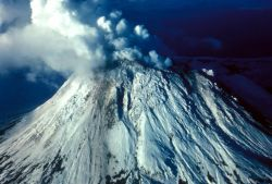 Augustine Volcano Photo
