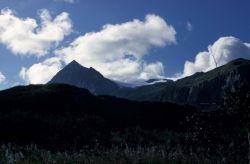 Chignik Mountain Landscape Photo