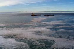 M/V Selendang Ayu Oil Spill Unalaska 2004 Photo