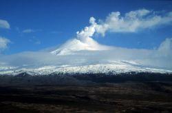 Shishaldin Volcano, Unimak Island Photo