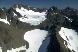 Mountain Glaciers Photo
