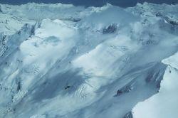 Aleutian Mountain Range Summit Photo