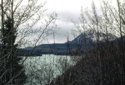Kenai Lake in Spring Photo