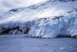 Glacier in Prince William Sound Photo