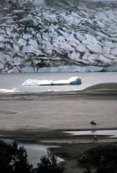Mendenhall Glacier Photo
