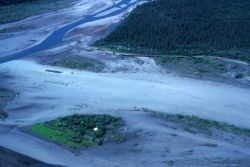 Confluence of Noatak River and Kelly River Photo