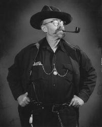 Earl Ohmer, Alaska Game Commissioner Photo