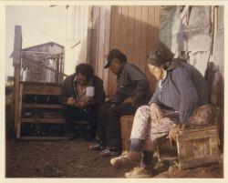 Subsistence Survey of Village Elders Photo
