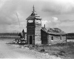 Arctic Village Church Photo