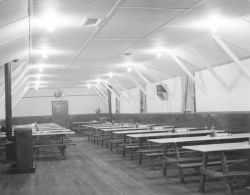 Mess Hall on Attu Island Photo