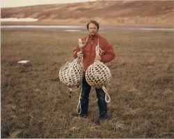 Matthew H. Dick at Nanvak Bay Photo