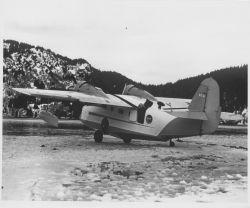 Grumman Goose N741 Photo