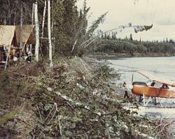 Nowitna River Camp Photo