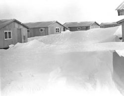 Mekoryuk Housing on Nunivak Island Photo