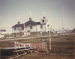 Russian Orthodox Church in Kasigluk Photo