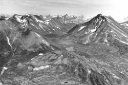 Twin Lakes, Kenai National Moose Range Photo