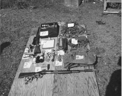 Bear Tagging Equipment Photo