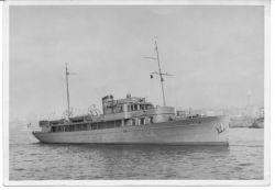 General Buckner's Command Ship Photo