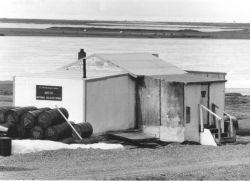 Arctic Refuge Headquarters in Kaktovik Photo