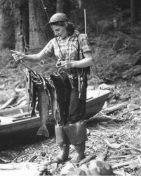 Ethel Dassow, Humpback Lake Photo