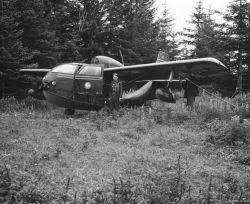 Preparing Seabee Airplane for Patrol Photo