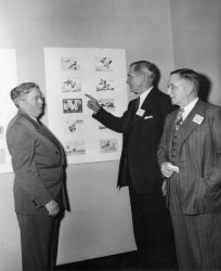 Clark 1951 Duck Stamp Contest Photo