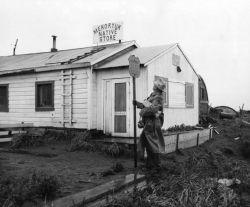 Albert Day on Nunivak Island Photo