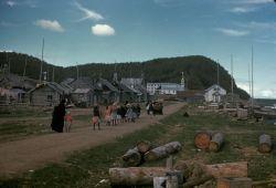 Holy Cross 1949 Photo