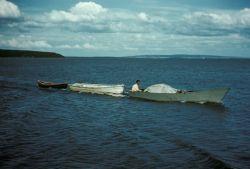 Moving Camp, Buckland Bay, Seward Peninsula Photo