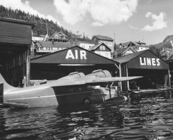 Grumman Goose at Ketchikan Photo