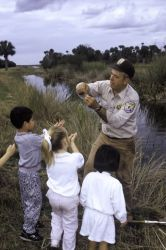 Environmental Education at Lake Woodruff NWR Photo