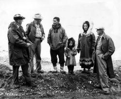 Albert M. Day in Alaska Photo