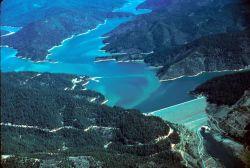 Trinity Lake, California Photo