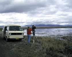 Wildlife Observation at Lower Klamath NWR Photo