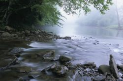 Cheat River in West Virginia Photo