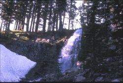 Obsidian Falls Photo