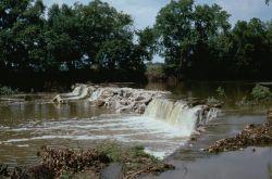 WO8369 Dam-Redland Creek, Tennessee Photo
