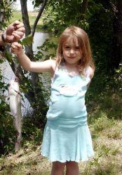 WOE131 Catfish catch at Occoquan Bay NWR Photo